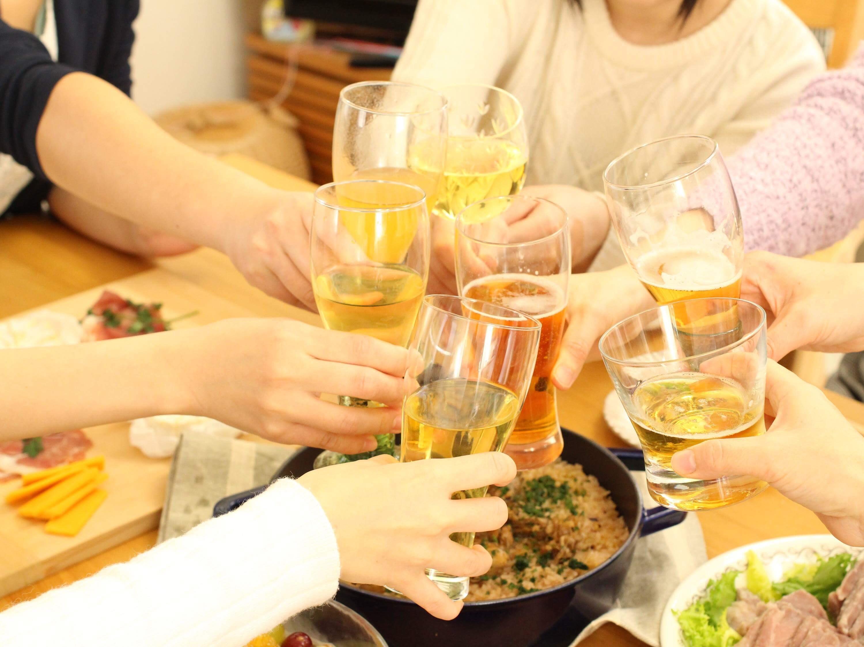 【からだも喜ぶ料理でおもてなしパーティー】Smile meal忘年会