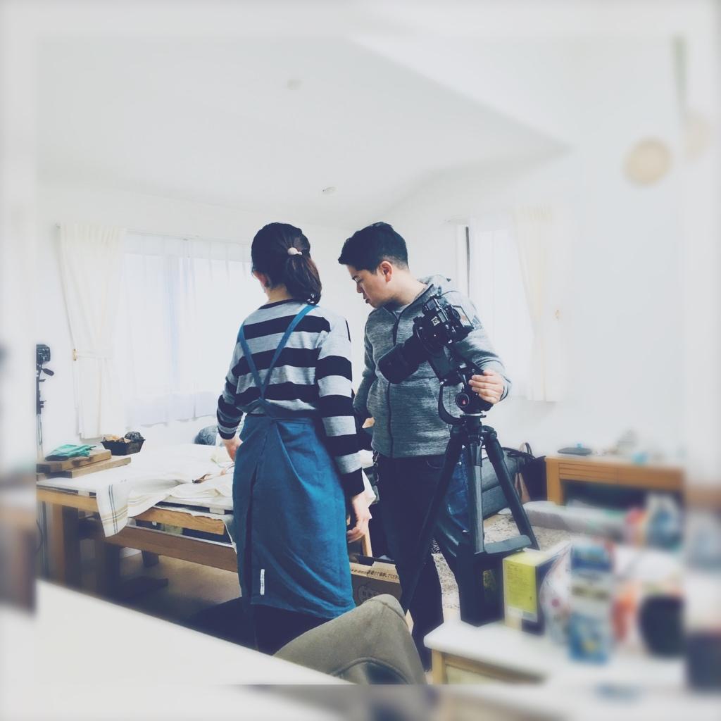 【撮影】日常使いやすい料理提案とバリエーション