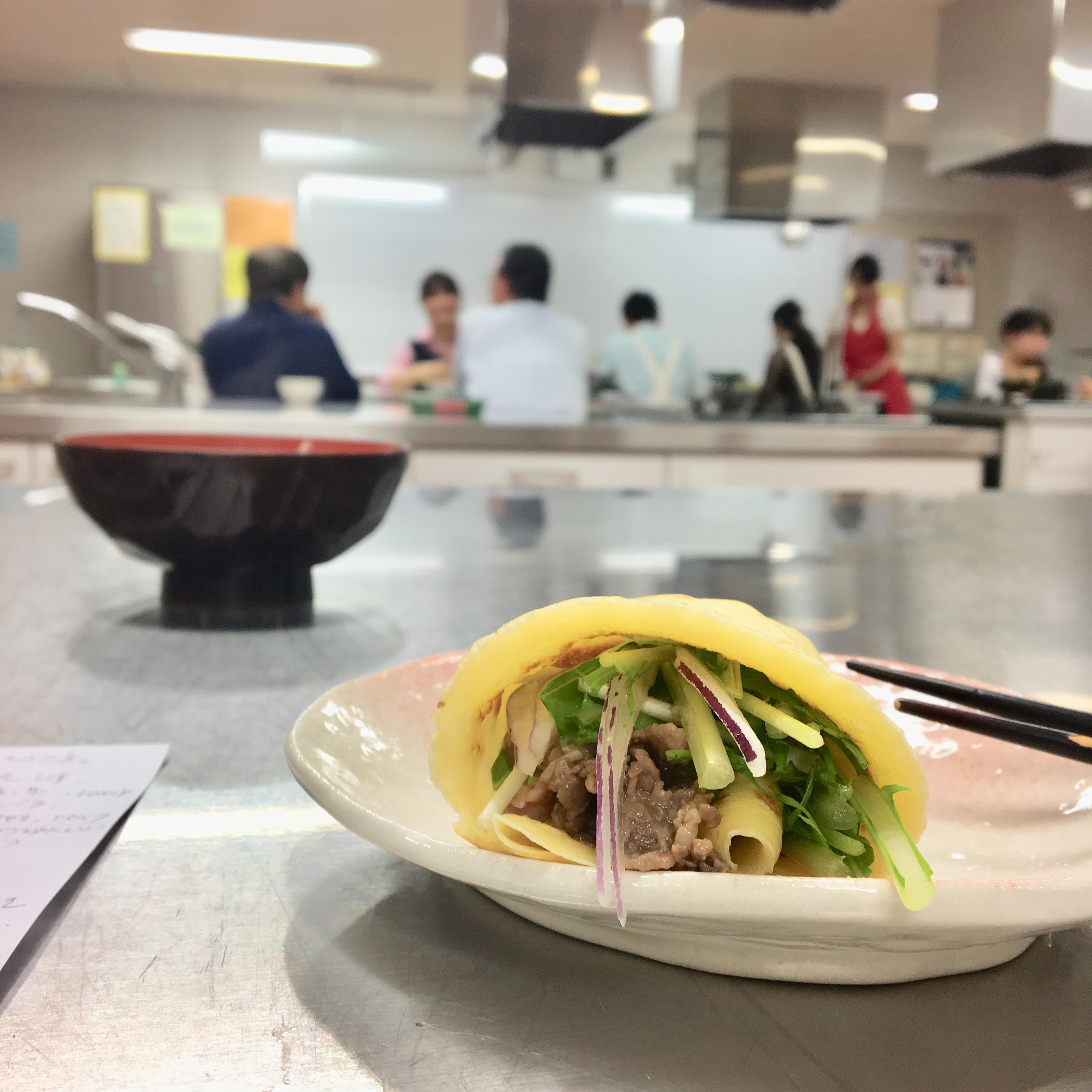 【卒業生のアフターフォロー】プロフェッショナル料理講師育成講座