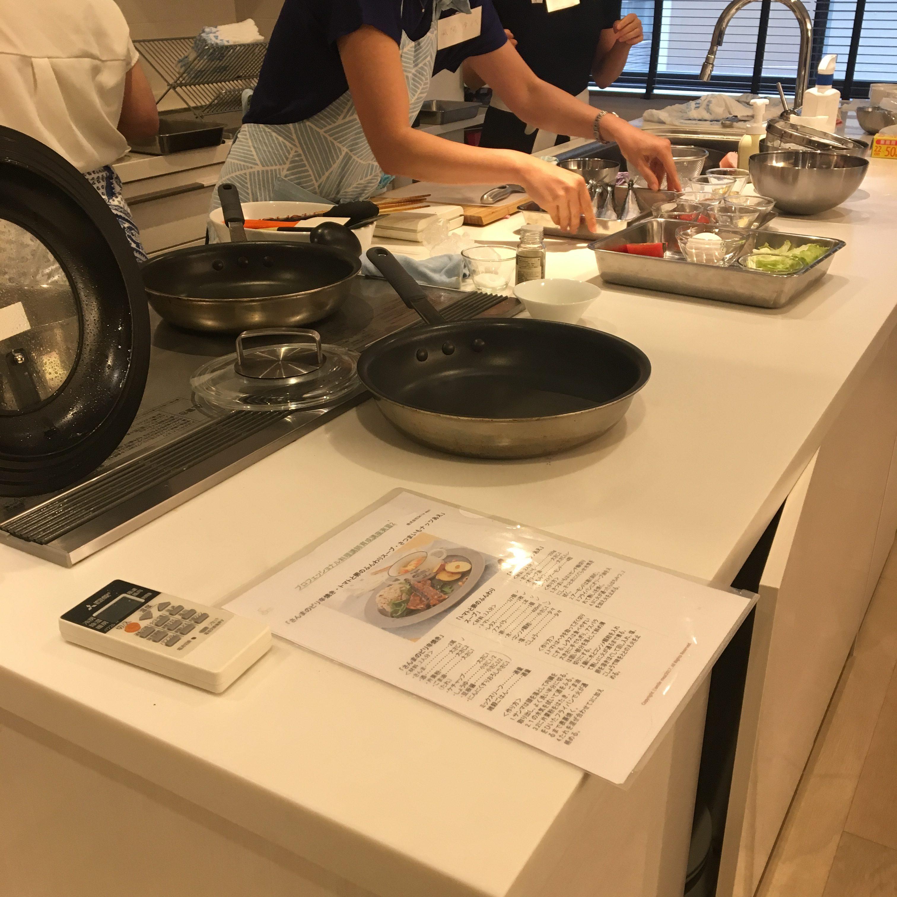 【第2期プロフェッショナル料理講師育成講座】よりわかりやすい料理デモと教室のポイント