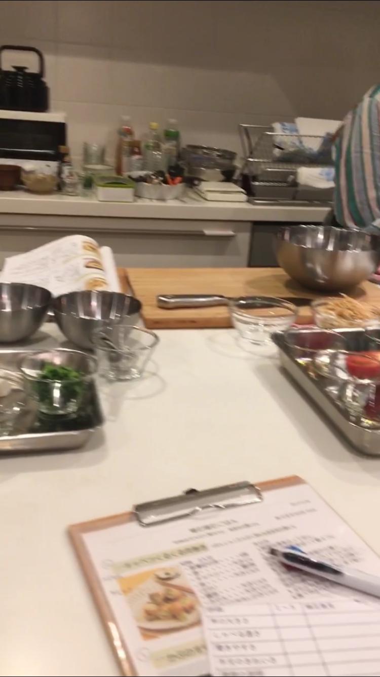 【第2期プロフェッショナル料理講師育成講座】高齢者教室編;よりわかりやすく役に立つ教室ができる講師に