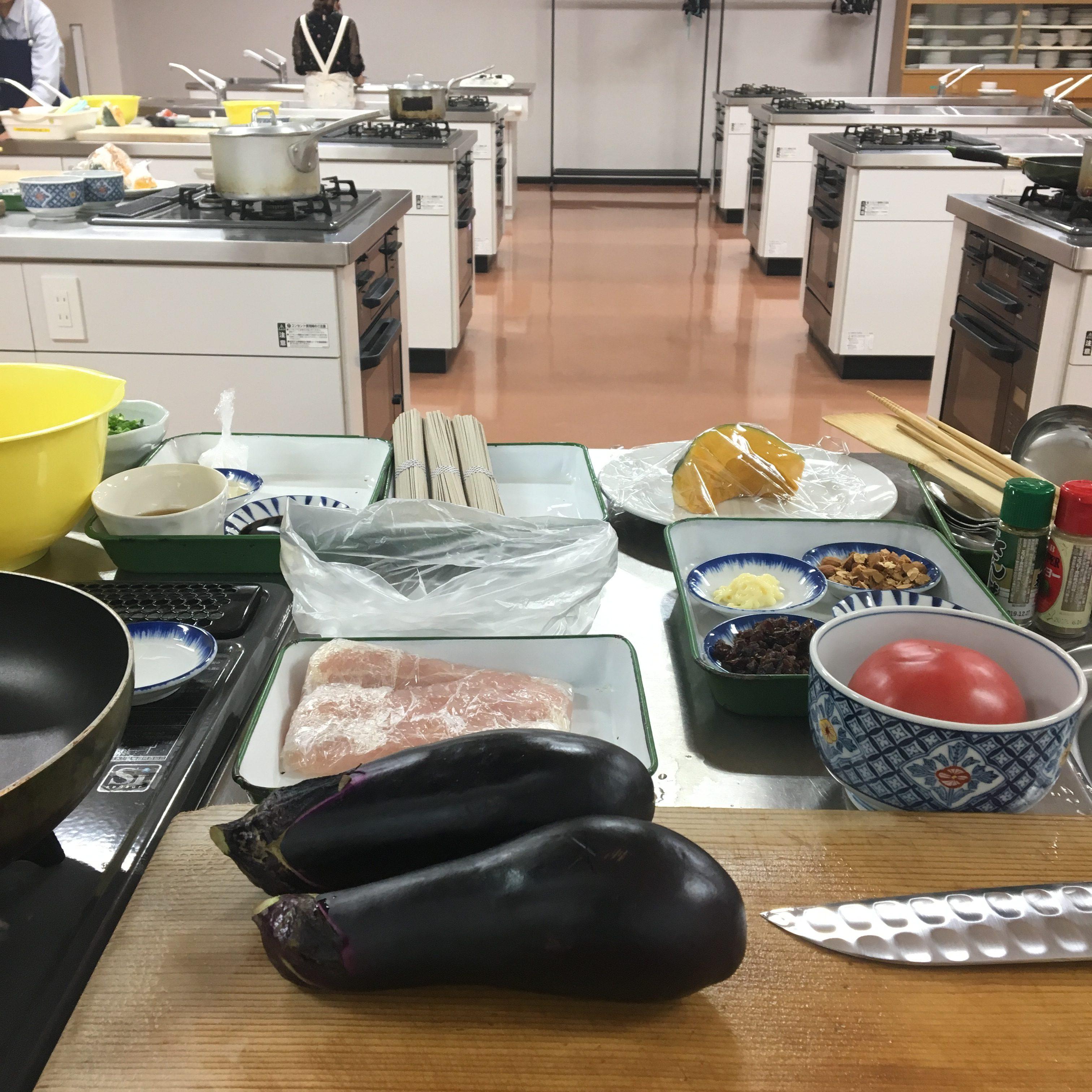 【料理講師】千代田区健康増進事業「働く人のよるおそゴハン」夏の疲れを癒す疲労回復ごはん