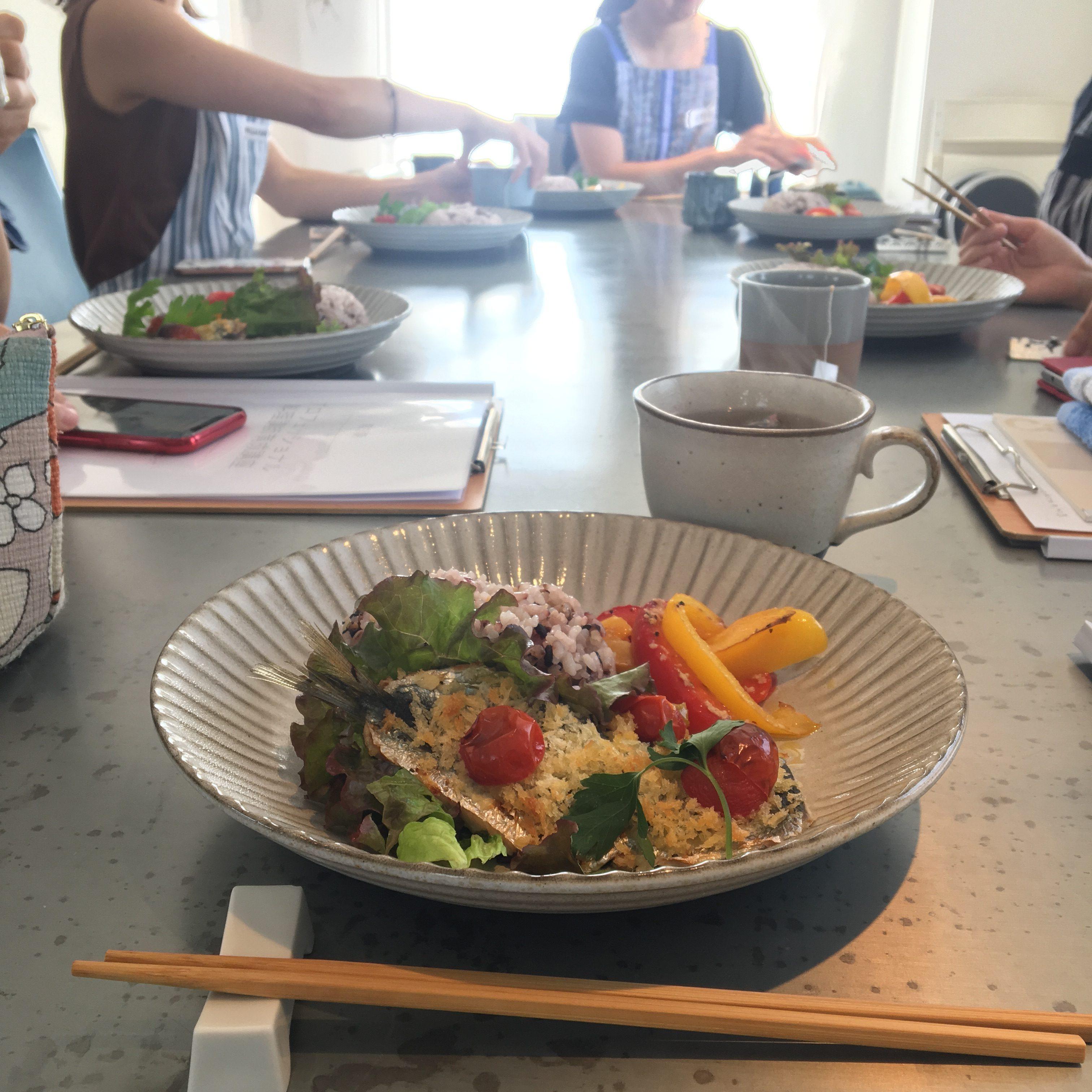 【第3期プロフェッショナル料理講師育成講座】1日目;料理講師の基本と仕事について