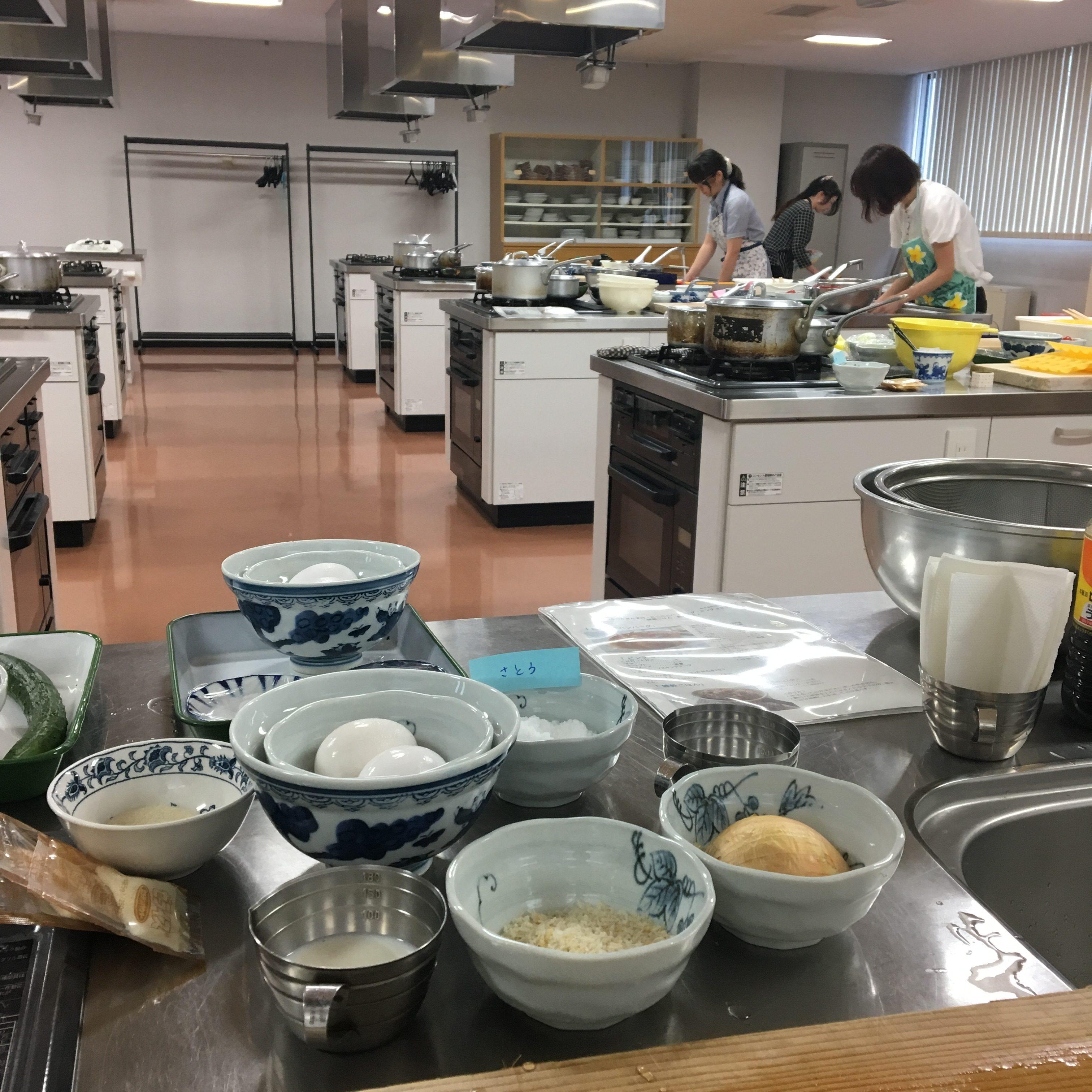 【料理講師】パパのぱぱぱ親子クッキング