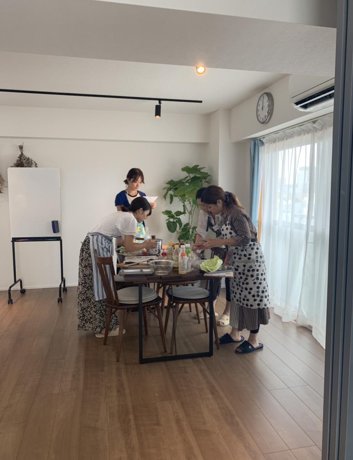 【第3期プロフェッショナル料理講師育成講座】高齢者教室編;よりわかりやすく役に立つ教室ができる講師に