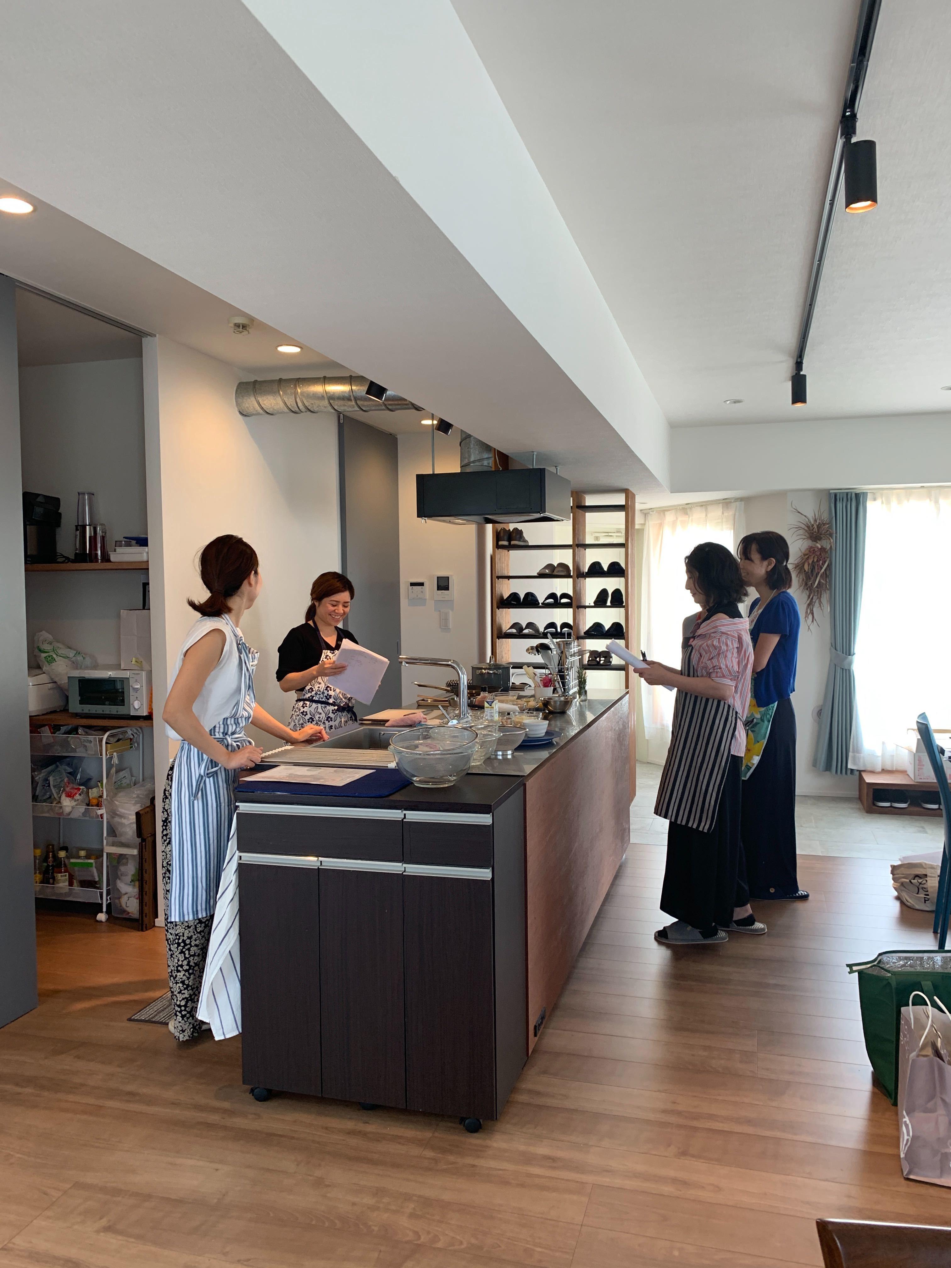 【第3期プロフェッショナル料理講師育成講座】卒業検定&料理講師派遣
